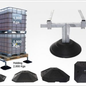Rooftop Supports